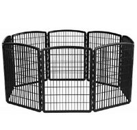Iris Containment Pen Add-on Panels, Ci-900, For The Ci-908 Pet Pen, 2-piece