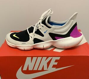 NIKE-FREE-RUN-5-0-TRAINERS-MENS-SHOES-UK-9-EUR-44-US-10
