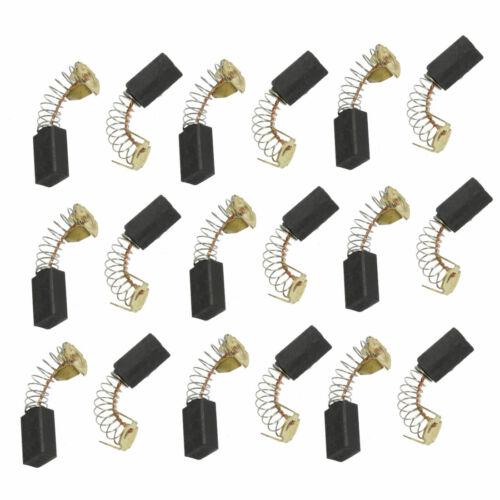 """10 paires de remplacement 10//16/"""" x 3//8/"""" x 1//4/"""" MOTEUR BALAIS"""