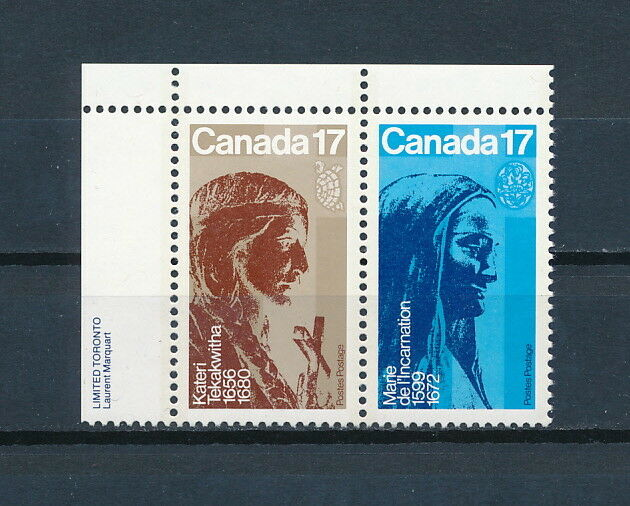 CANADA  #886a MNH, Canadian Religious Personalities, 1981