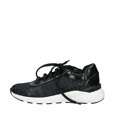 Ben Informato Nv8 Scarpe Sneakers Casadei Donna Nero