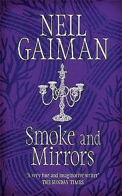 Smoke and Mirrors: Short Fiction and Illusions-ExLibrary