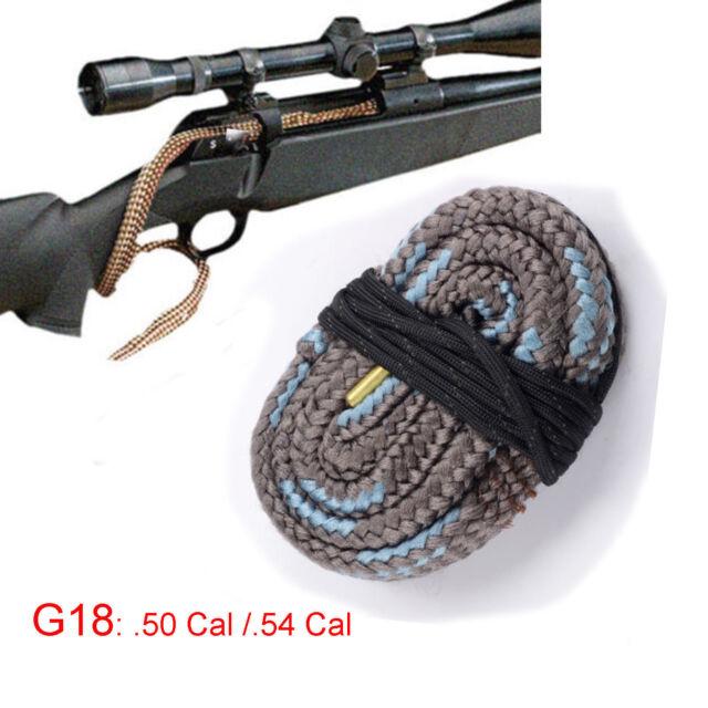 Xhunter Bore Brush .50 Cal .54Cal Boresbrush Gun Snake Cleaning Clean Kit Rifle