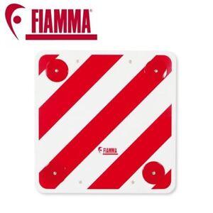 Fiamma Rear Bike Carrier Warning Sign Safety Signal