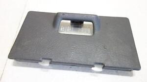 96 1996 2000 honda civic cover fuse box grey oem a304 ebay. Black Bedroom Furniture Sets. Home Design Ideas