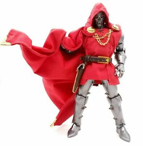 Wired Red Cape w// Gold Chain for Marvel Legends Gladiator SU-C-GLD No Figure