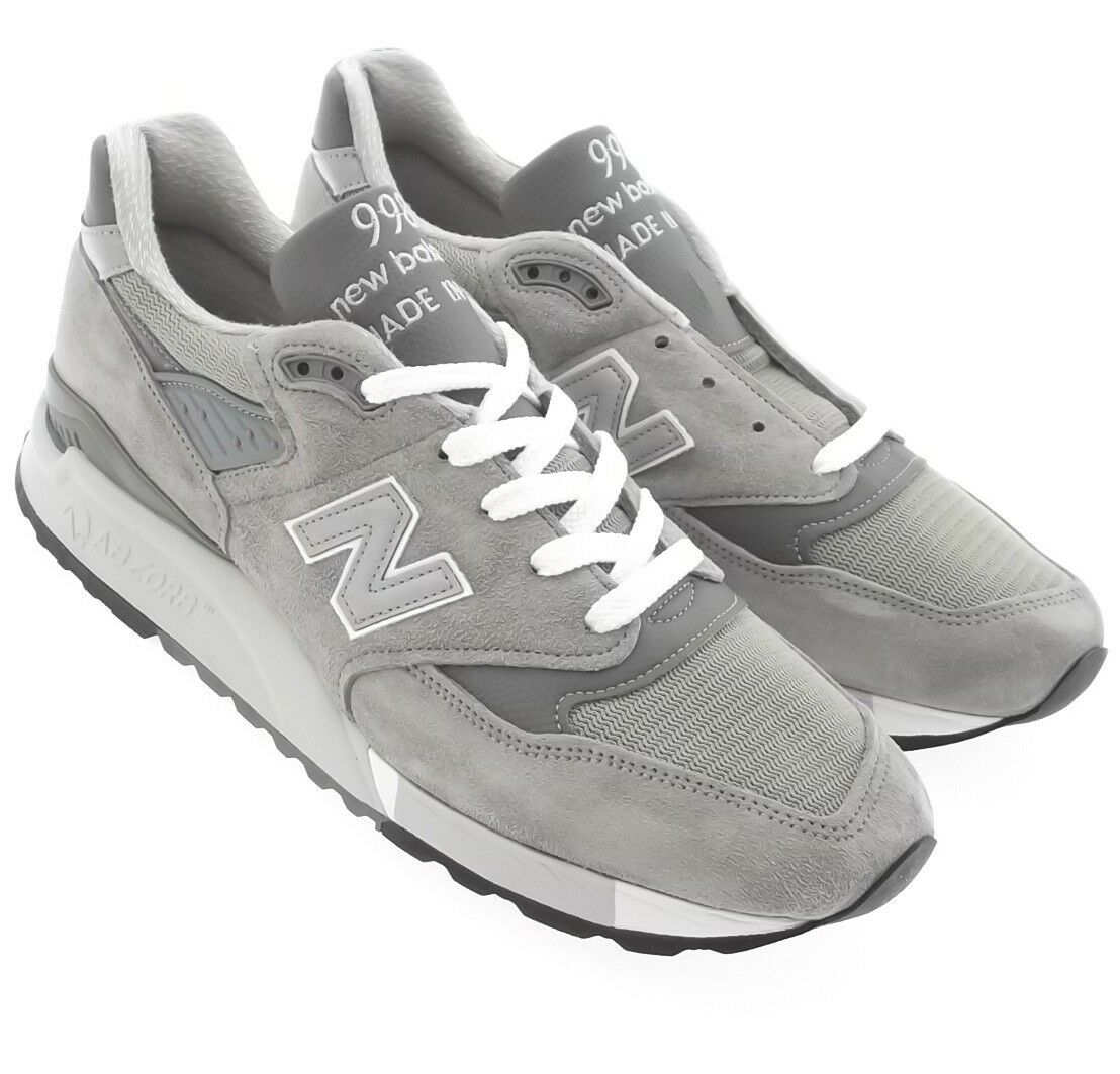 New Balance M998  Bringback  Grey 998 made in USA M998