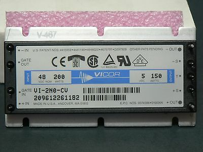 "VICOR VI-2N0-CV DC/DC CONVERTER POWER MODULE ""US SELLER"" ""FREE US SHIPPING"""