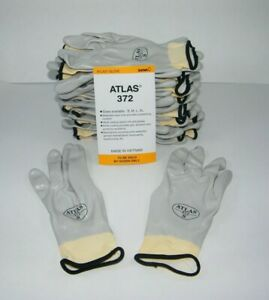 ATLAS-372-SHOWA-WORK-GLOVES-FULLY-COATED-NITRILE-12-PAIR-SMALL-GRAY