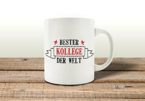 Taza de café Taza mejor colega regalo hechizo motivo taza de té trabajo de oficina