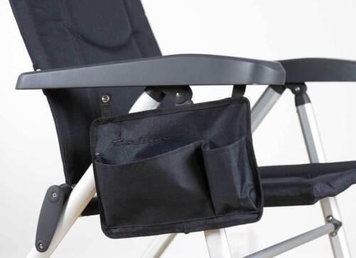 Isabella Poche Latérale pour chaise-Bleu camping et caravane Accessoires