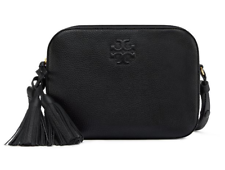 c8c44b0cfeb Tory Burch Thea Shoulder Bag 30609 Black for sale online