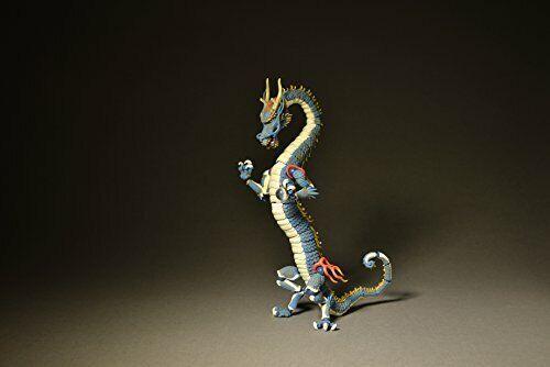 Kaiyodo Takeya style freestyle disposable dragon Farbeing non-scale ABS & PVC pa