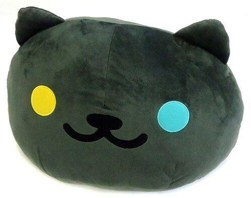 Banpresto Neko Atsume Kitty Collector Pepper Face Plush Cushion 40cm BANP37377