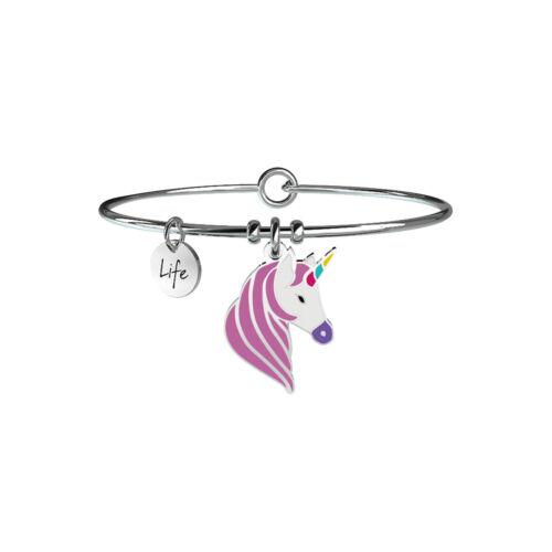 Bracciale Kidult Discover Your Life Collezione Symbols Unicorno 731241