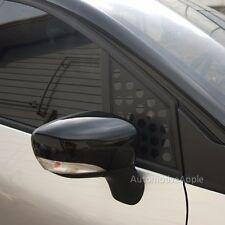 A Quarter Glass 4D Carbon Decal Sticker For Renault Captur : QM3