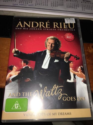 1 of 1 - And The Waltz Goes On [DVD] (DVD, Nov-2011, Universal Music Canada)