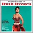 The Very Best of Ruth Brown by Ruth Brown (CD, Jun-2015, 2 Discs, One Day Music)