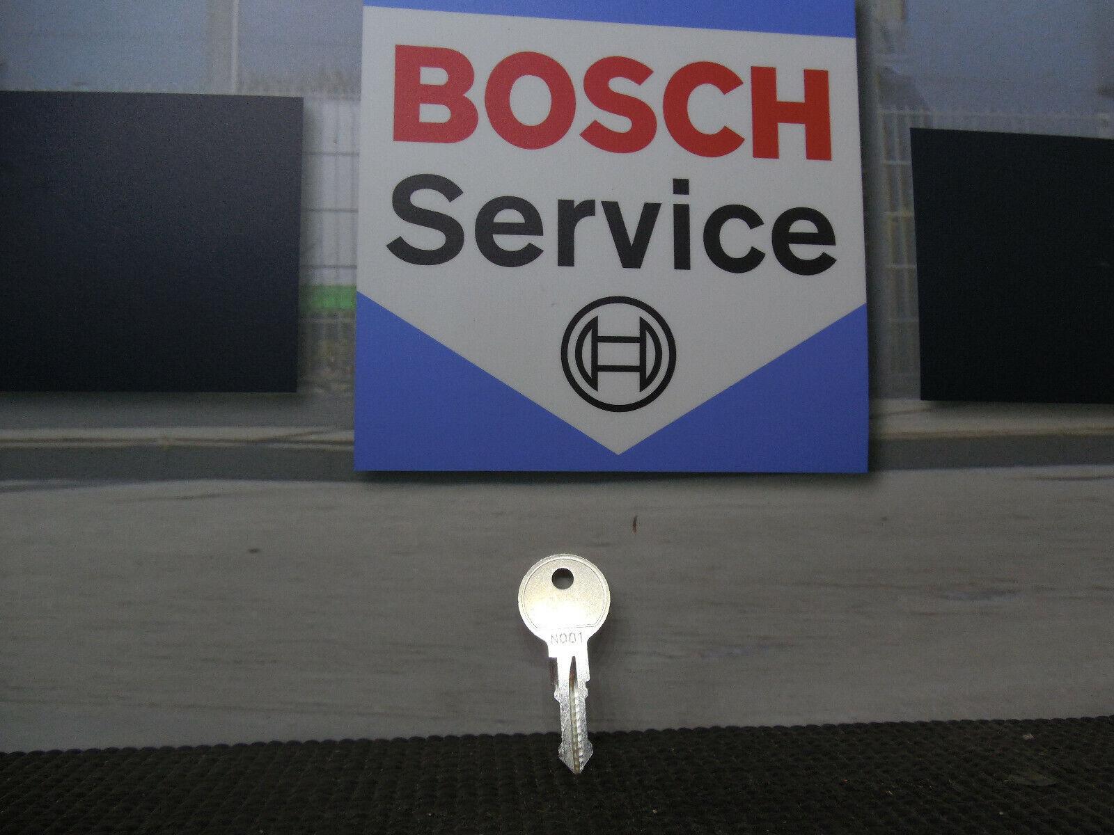 THULE Ersatzschlüssel Schlüssel N096 Dachträger Dachbox Fahrradträger Heckträger