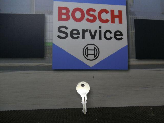 Thule Schlüssel N151 N 151 Ersatzschlüssel für Heckträger Dachboxen Dachträger