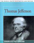 Thomas Jefferson by Charles Patterson (Paperback / softback, 2000)