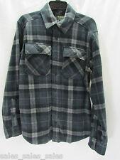 Outdoor Life Fleece Shirt Jacket Mens Size Medium Nwt  Western