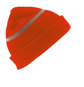 7b2cc853 Result Winter Essentials Junior Woolly Ski Snow Hat Thinsulate Warm ...