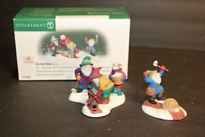 Dept 56 Accessories ~ North Pole Series ~ BUSTIN/' A MOVE ~ New factory sealed