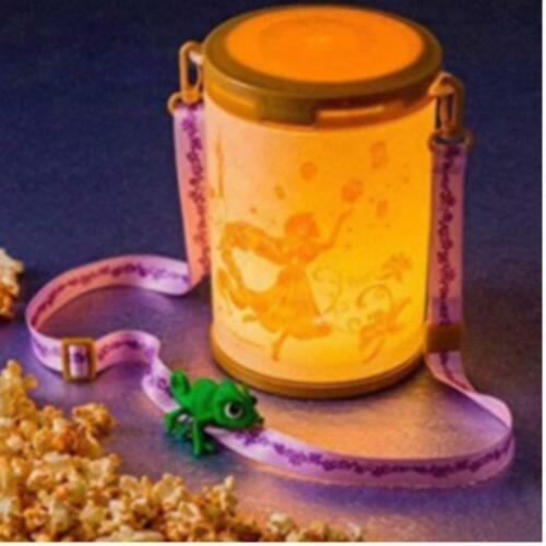 Popcorn Bucket Tangled Rapunzel Tokyo Disney Resort 2019 limited Japan F//S