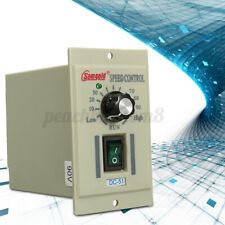 Ac 110v 400w 13 Phase Dc Motor Speed Controller 0 90v Adjustable Driver Control