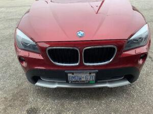 2012 BMW X1 Sedan