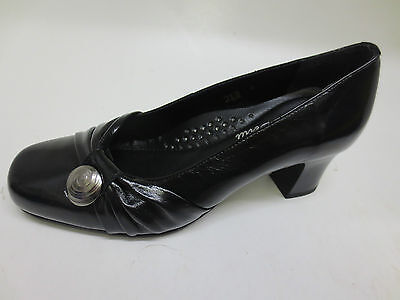 Da Bella 59036N Kate Ladies Court Shoe Dark Navy Suede UK 4 /& 5 4E FIT R1A