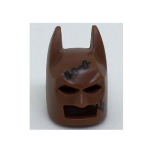 LEGO BATMAN Headgear Cowl // Mask for Batman Dark Blue Minifig
