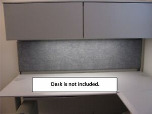 image image office cubicle. Image Is Loading Steelcase-Office-Cubicle-Overhead-Bin-Cabinet-with-Light- Office Cubicle F