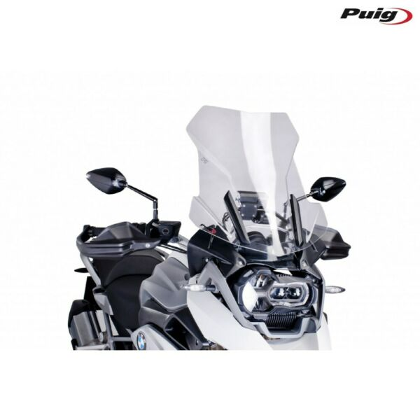 Enthousiast Puig 6486w Cupolino Touring Trasparente Bmw 1200 R Gs Adventure K51 2014-2016