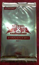 Yugioh Tournament Pack 2011 Vol.1
