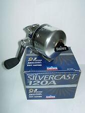 DAIWA SILVERCAST SC120A 'Spincast' Carrete De Pesca 8/10/5.4 kg