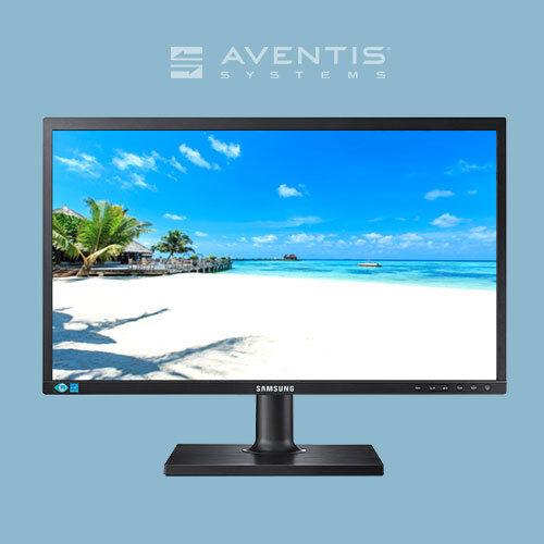 "DisplayPort DVI VGA Samsung S22E450D 21.5/"" LED LCD Monitor // 1920 x 1080"