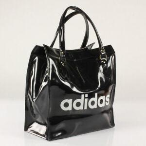adidas-Hand-Tasche-Bag-vintage-Lack-Beutel-60er-Jahre-without-trefoil