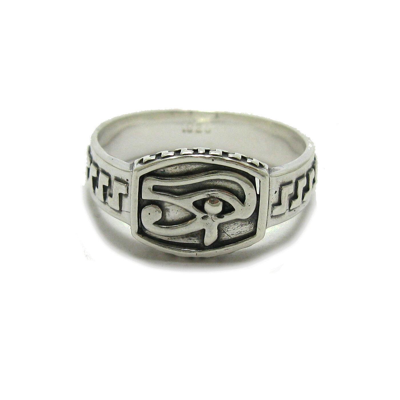 Genuine sterling silver ring Snake solid hallmarked 925 R001843 Empress