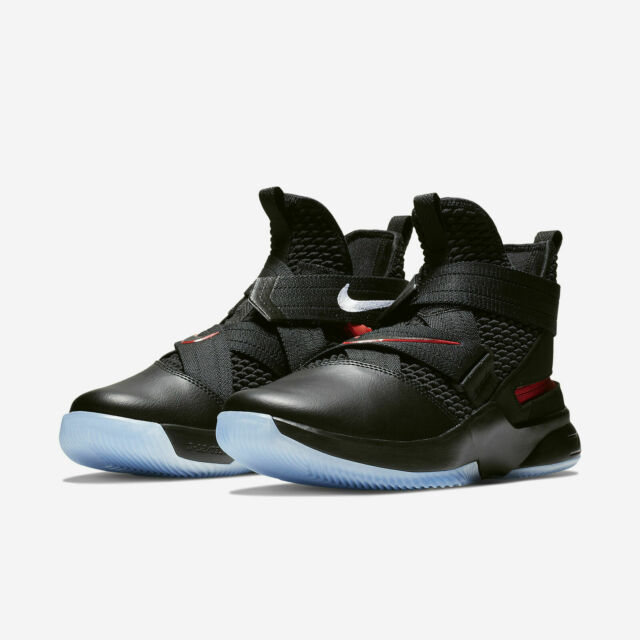 low priced 3f244 6f805 Nike Lebron Soldier 12 XII Flyease Zip up Mens 2019 All Size 15