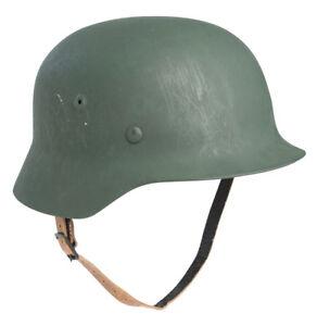 Mil-Tec WH Stahlhelm M35 (REPRO) Gr. 57/58 2. Weltkrieg Dekohelm Kriegshelm