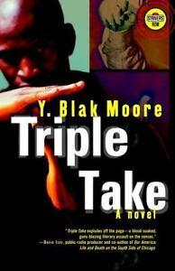 Triple-Take-A-Novel-ExLibrary