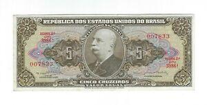 5-Cruzeiros-Bresil-1964-c074b-p-176d-Brazil-billet