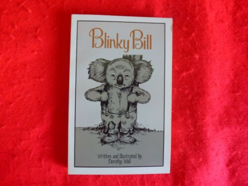 1 of 1 - Blinky Bill By Dorothy Wall (1985)