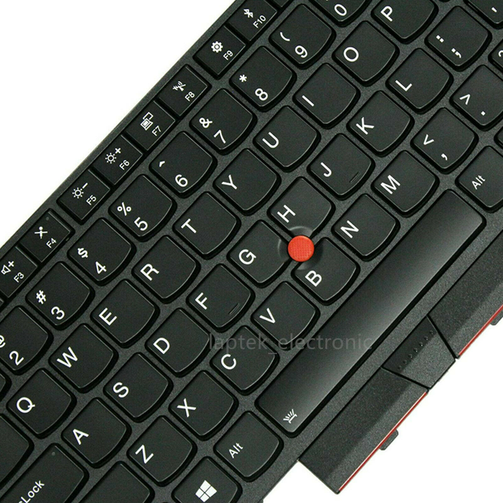 LPH Replacement Backlit Keyboard for Lenovo Thinkpad P71