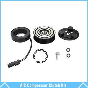 Compressor COMPLETE CLUTCH A//C Cummins Fits; 2009 Dodge Ram 2500 Diesel AC