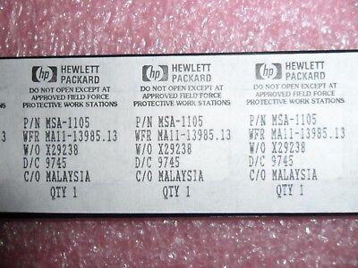 Avago//Agilent 50MHz-1.3GHz MMIC Amp MSA-1105 Qty.5