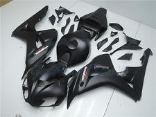 Fit for Honda 2006-2007 CBR1000RR Injection Black Bodywork Fairing Plastic sD1
