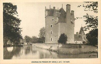 45 chateau du moulin le logis   eBay